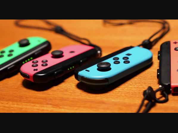 Nintendo Switch: Joy-Con-Patent deutet auf neues Feature hin