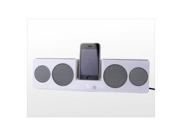 Mobile Klangstation Logitech Pure Fi Anywhere 2 Im Test Netzwelt