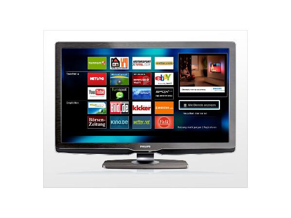 internet auf dem fernseher das bieten die tv hersteller netzwelt. Black Bedroom Furniture Sets. Home Design Ideas