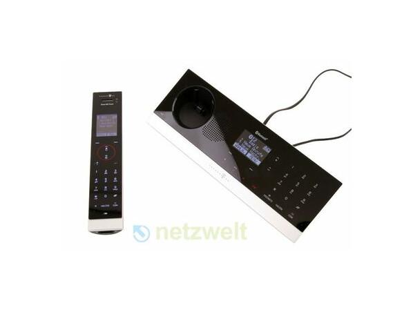sinus a 602 touch im test edles schnurlos telefon mit. Black Bedroom Furniture Sets. Home Design Ideas