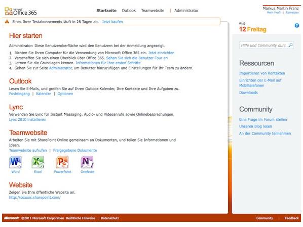 Eigene Domain anleitung eigene domain für microsoft office 365 konfigurieren