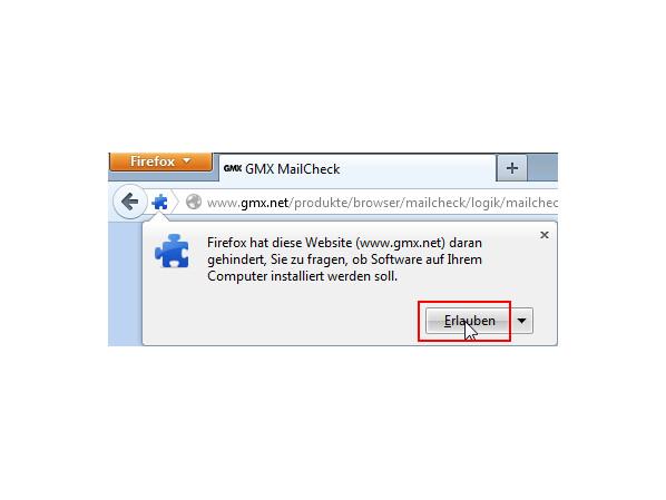 gmx mailcheck