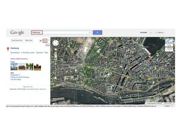 google maps hochauflösend