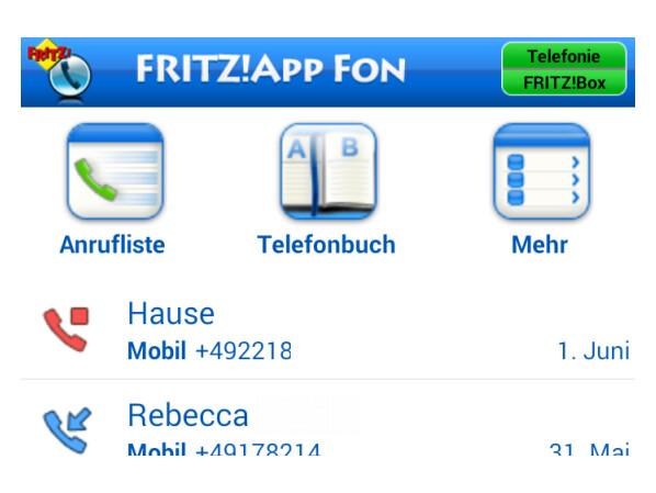 Fritz Box Festnetztelefonate Uber Das Smartphone Fuhren Netzwelt