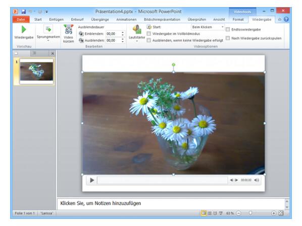PowerPoint: Videos richtig in die Präsentation einbinden - NETZWELT