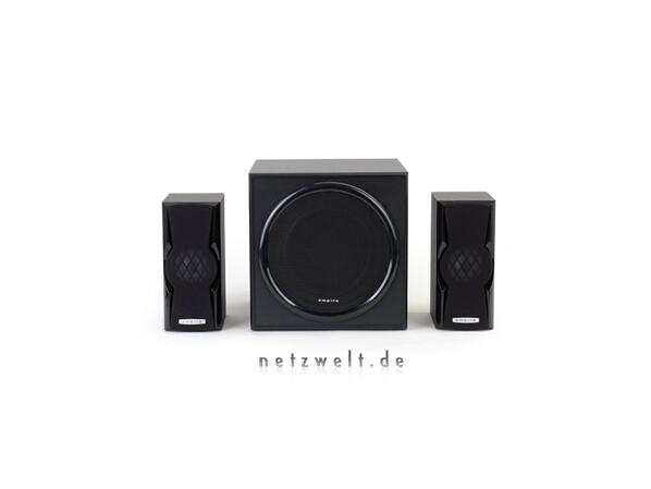 Aktiv-Bass: Lautsprecher-Set von Empire im Test - NETZWELT