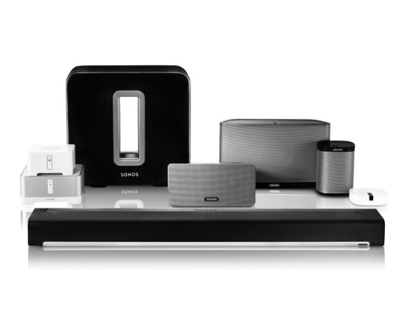 sonos alle produkte und testberichte netzwelt. Black Bedroom Furniture Sets. Home Design Ideas