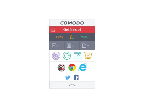 Comodo AntiVirus - Download - NETZWELT