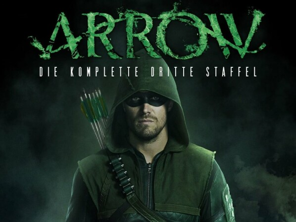 Arrow 3 Staffel Deutsch