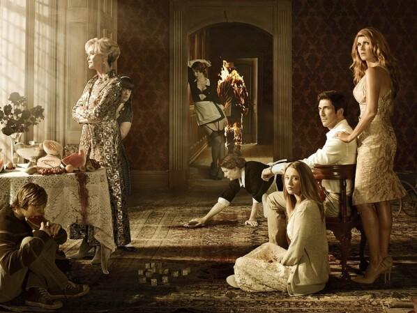 American Horror Story Schauspieler Staffel 1