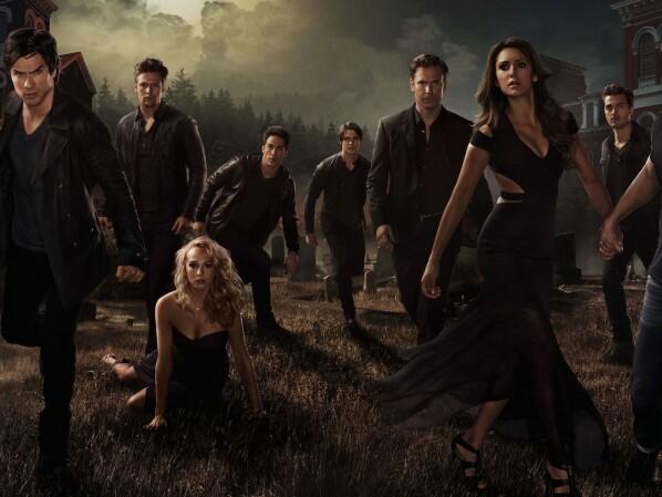 Vampire Diaries Staffel 8