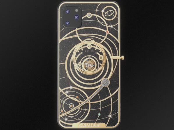 iPhone 11: Russische Edel-Version mit Mondgestein lässt sich vorbestellen