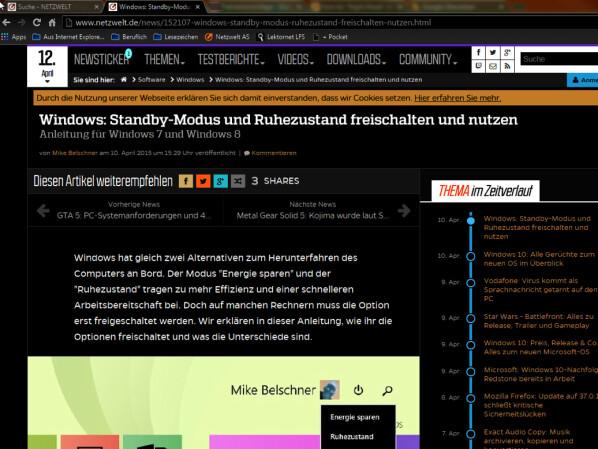 Win7 schwarzer desktop hintergrund