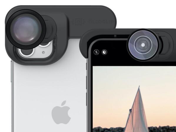 iPhone 11-Zubehör Olloclip: Macro und Zoom per Anstecklinse