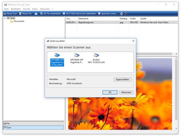 Dokumenten Scanner Unter Windows 10 So Klappts Mit Bordmitteln