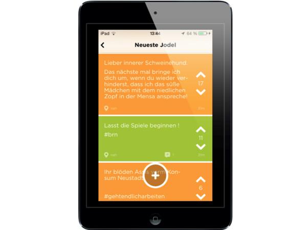 Leute in der umgebung kennenlernen app