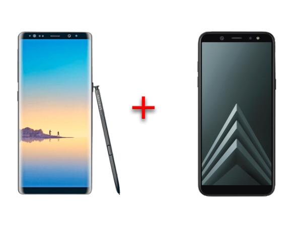 media markt aktion galaxy note 8 und galaxy a6 120 euro. Black Bedroom Furniture Sets. Home Design Ideas