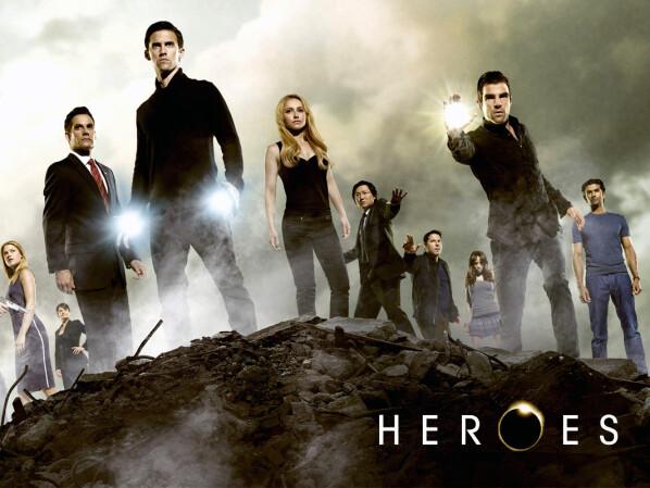 Heroes Besetzung