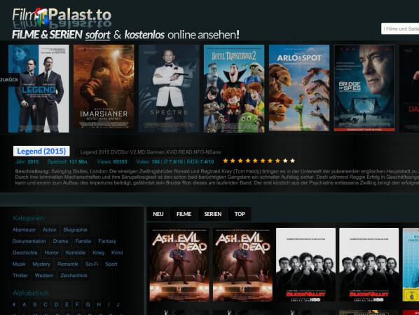 Filmpalast.to und seine Alternativen: Legal oder illegal ...  Filmpalast.to u...
