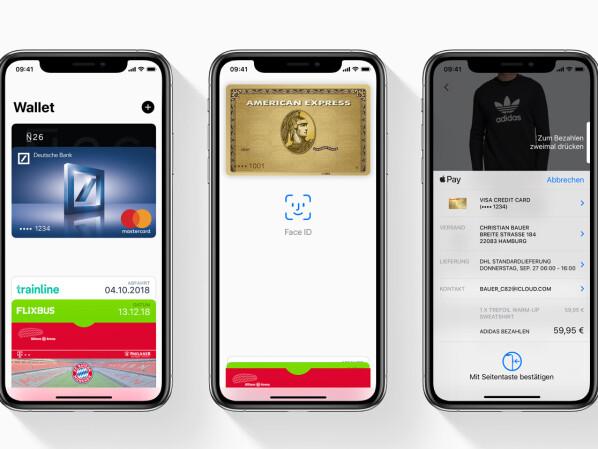 Apple Pay: Endlich unterstützt auch der iTunes-Store das kontaktlose Bezahlsystem