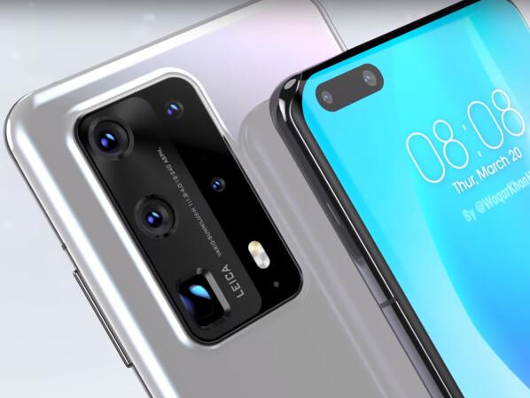 Huawei P40 (Pro): Oberklasse-Smartphones werden angeblich deutlich günstiger