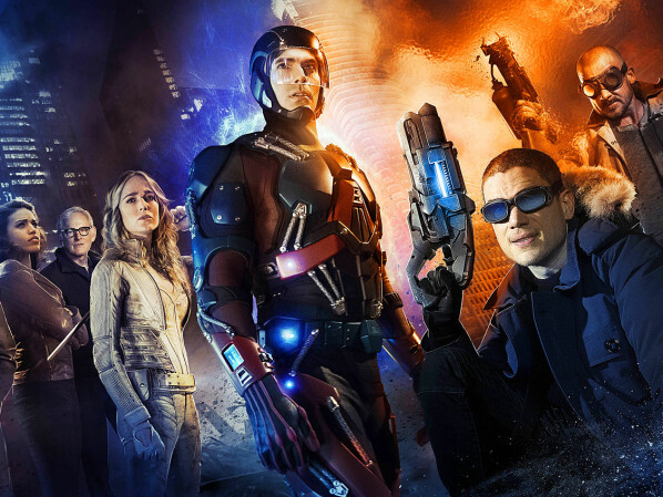 Dcs Legends Of Tomorrow Episodenguide Und Infos Zur Serie