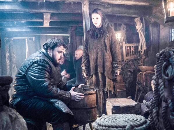 Game Of Thrones Das Müsst Ihr Zu Sams Freundin Goldy Wissen Netzwelt