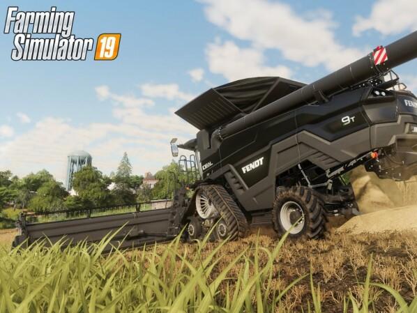 Prächtig Landwirtschafts-Simulator 19: Düngen ist das A und O - NETZWELT @QK_54