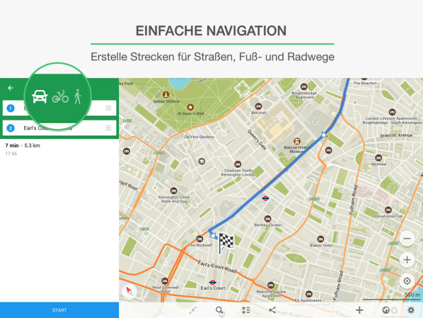 Karte Oman Kostenlos.Maps Me Offline Karten Routen Download Netzwelt