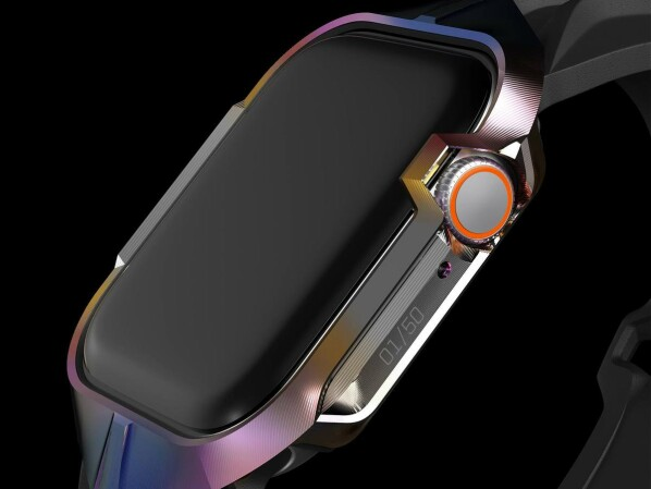 Gray has brought a new light to Apple Watch with special circumstances.