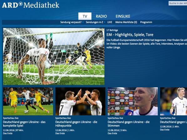 deutschland spiel online schauen
