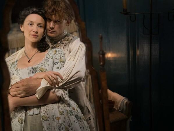 Outlander Staffel 5: Erstes Bild von den Dreharbeiten veröffentlicht