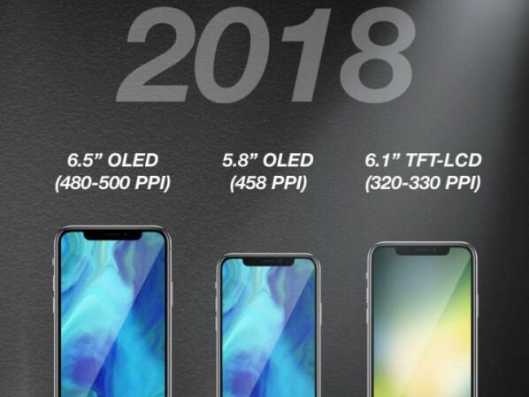 Ein IPhone XL XS Und X