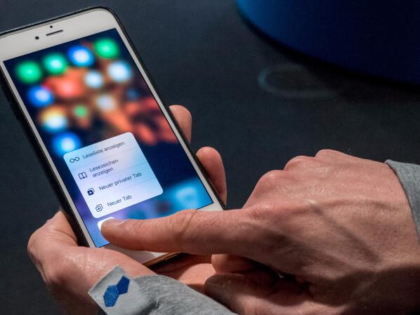 Neues apple iphone