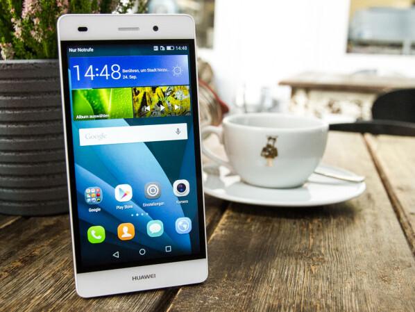 Huawei P8 (Lite) und Mate S: Kein Update auf Android 7 0