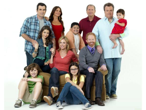 Sky Modern Family