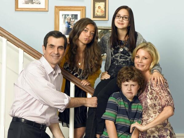 modern family wer streamt es