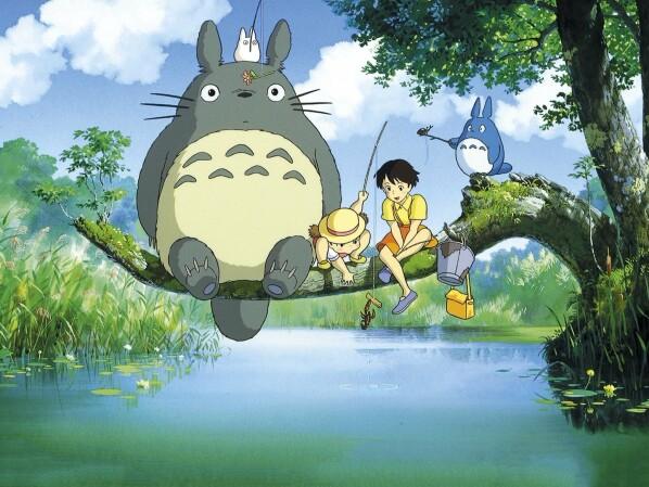 Mein Nachbar Totoro: Ab heute seht ihr den Anime-Film bei Netflix