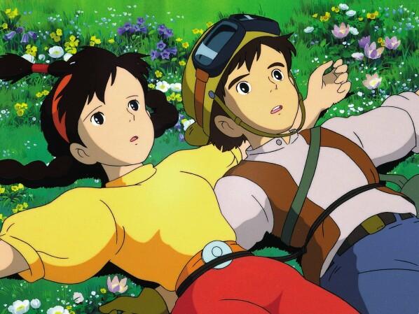 """""""Das Schloss Im Himmel"""": Studio Ghibli-Debüt bald im Stream bei Netflix"""