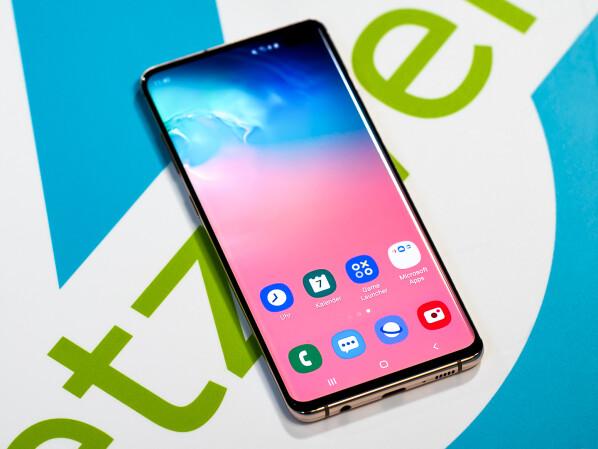 Galaxy S10+: Erste Eindrücke von Android 10 und One UI 2.0