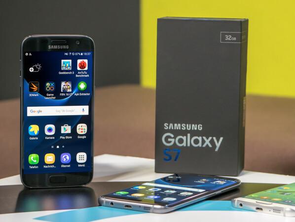 Galaxy S7 (Edge): Dual-SIM-Variante erhält Android 8 0-Update - NETZWELT