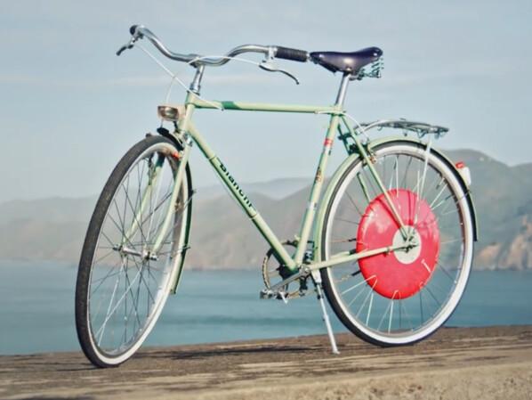 copenhagen wheel jetzt verf gbar vom fahrrad zum e bike. Black Bedroom Furniture Sets. Home Design Ideas