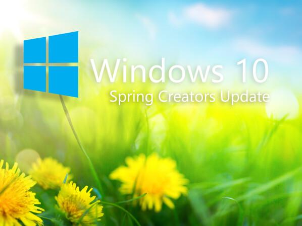 Windows 10 spring creators update neuerungen im for Window 10 update