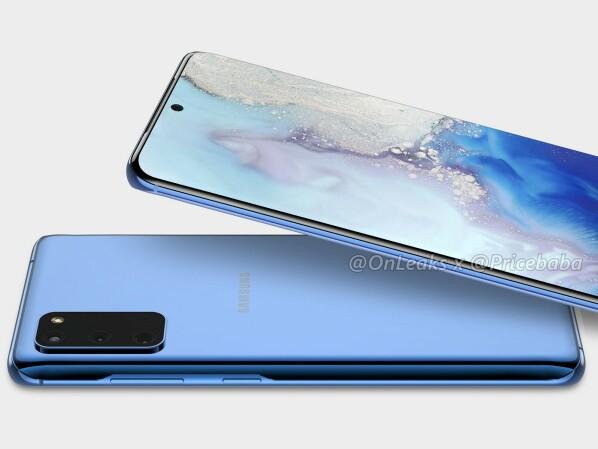 Galaxy S20: Neues Samsung-Flaggschiff soll beliebtes Apple-Feature kopieren