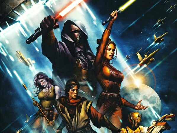 Star Wars: Knights Of The Old Republic-Film kommt!