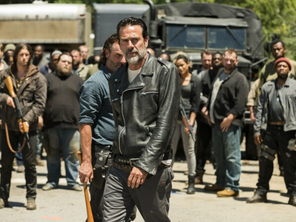 Walking Dead Staffel 7 - Folge 4 Service 2
