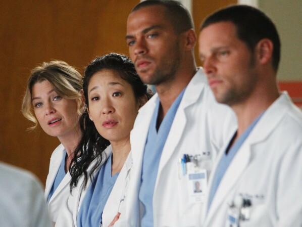 Greys Anatomy Staffel 8 Episodenguide Netzwelt