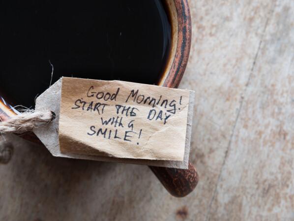 Guten Morgen Sprüche Der Perfekte Start In Den Tag Netzwelt