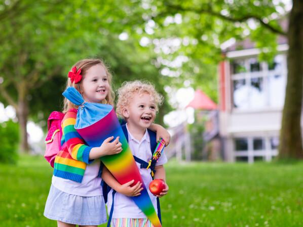 Die Besten Sprüche Zur Einschulung Viel Glück Liebes Schulkind