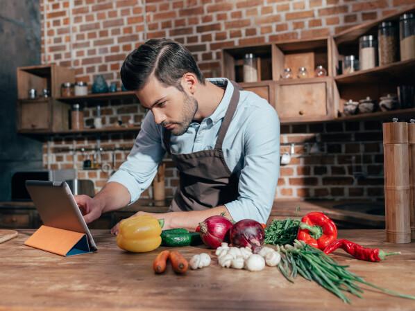 Die besten Koch-Apps: 15 Empfehlungen für Android, iPhone und iPad